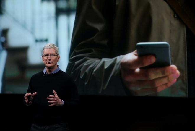 Sự kiện ra mắt iPhone 8 sẽ là bữa tiệc lớn của giới công nghệ. Ảnh: Getty.