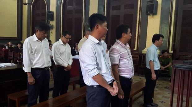 Viện Kiểm sát đã đề nghị mức án cho các bị cáo vụ buôn lậu thuốc trị ung thư. Ảnh: Pháp luật Việt Nam