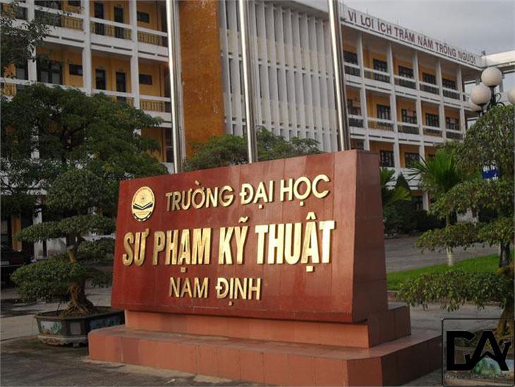 Trường Đại học Sư phạm Kỹ thuật Nam Định xét tuyển đợt 3. Ảnh: danhsachtruongdaihoc.org