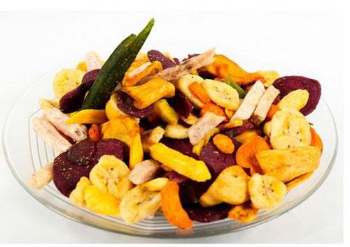 Ăn nhiều hoa quả sấy khô tăng nguy cơ sâu răng
