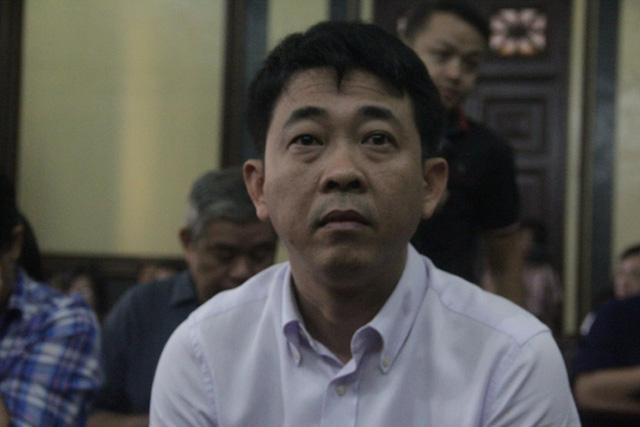 Bị cáo Nguyễn Minh Hùng. Ảnh: Dân trí