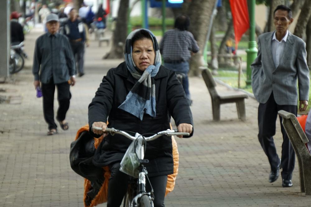 Ngày mai, không khí lạnh ảnh hưởng sâu đến miền Bắc nước ta. Ảnh: Dân trí