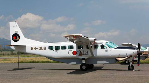 Đây là vụ tai nạn thứ 2 trong vòng 1 tháng qua của hãng Coastal. Ảnh: Channelnewsasia