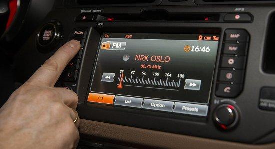 Na Uy là quốc gia đầu tiên ngừng phát sóng đài FM. Ảnh minh họa