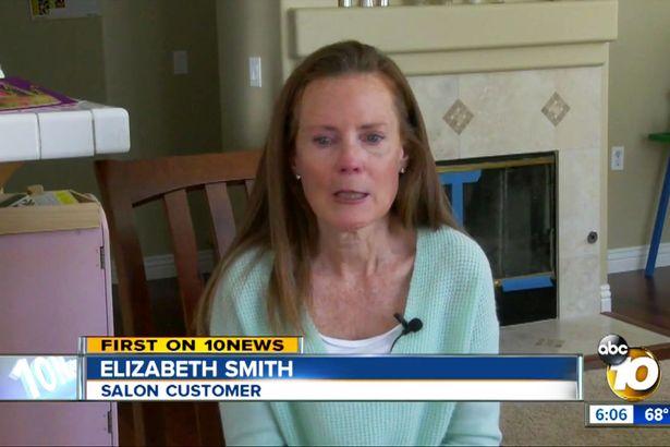 Cô Elizabeth Smith không khỏi bàng khoàng khi kể lại câu chuyện