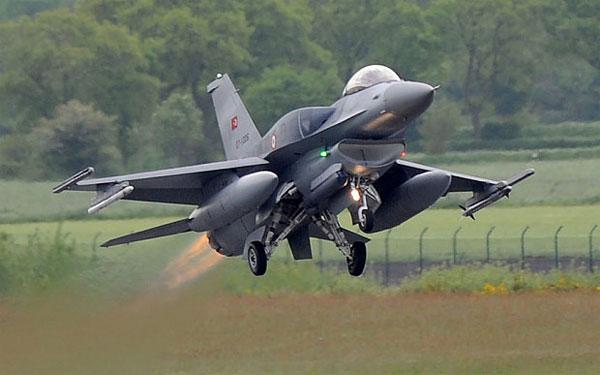 F-16 Thổ Nhĩ Kỳ bắn rơi chiến đấu cơ Nga