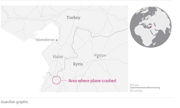 Máy bay F-16 Thổ Nhĩ Kỳ bắn rơi chiến đấu cơ Nga