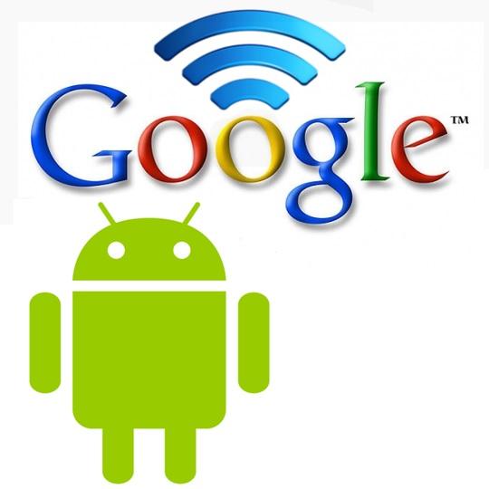 Phát minh mới của Google cũng sự hộ trợ của HĐH Adroid