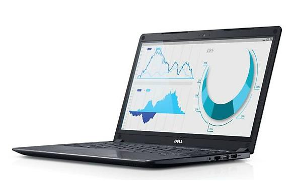 Sang trọng với laptop giá rẻ Dell Vostro