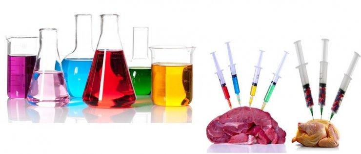 Chất bảo quản thực phẩm nếu sử dụng quá nhiều có thể gây ảnh hưởng nghiêm trọng đến sức khỏe của bạn. Ảnh minh họa