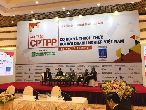 Nhiều doanh nghiệp hưởng lợi sau khi tham gia CPTPP