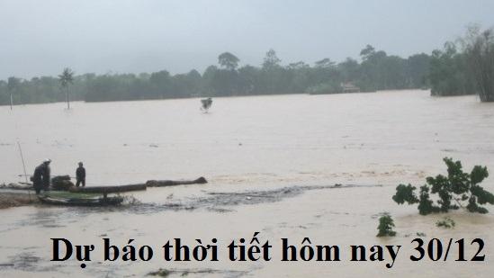 Du-bao-thoi-tiet-hom-nay-30-12