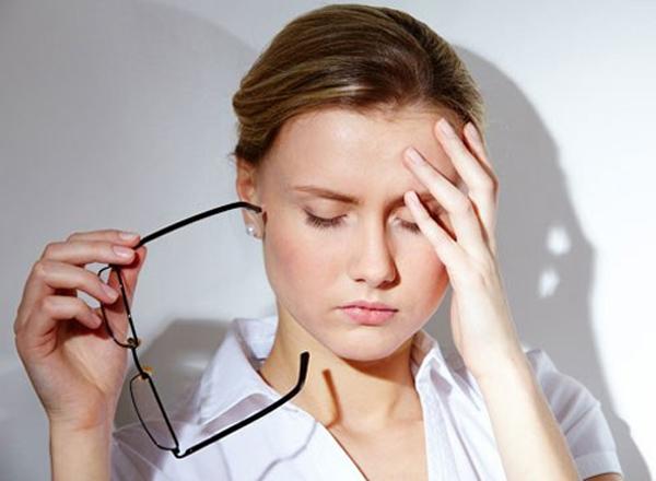 Mệt mỏi là một trong những dấu hiệu cảnh báo ung thư sớm. Ảnh minh họa