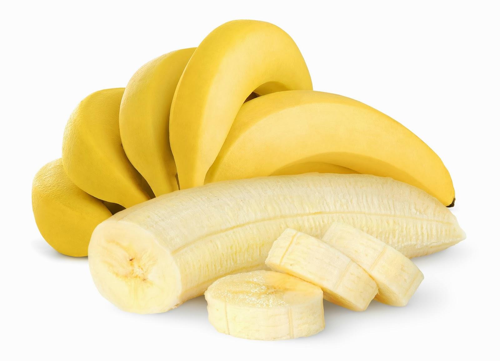 Chuối là trái cây chứa nhiều vitamin B6, mangan, vitamin C, chất xơ, kali và biotin.  Ảnh minh họa