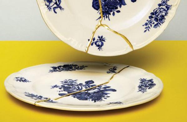 Lý do nghệ thuật vá đồ gốm sứ bị vỡ bằng vàng của Nhật khiến cả thế giới trầm trồ - ảnh 2