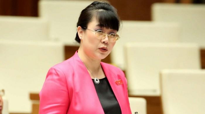 Bà Nguyệt Hường bị bãi nhiệm tư cách đại biểu HĐND TP Hà Nội