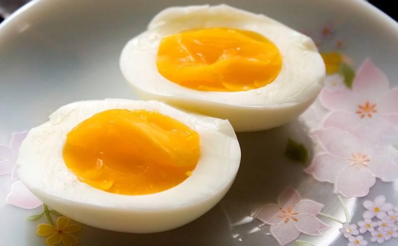 Trứng là một thực phẩm tối kỵ để qua đêm. Ảnh minh họa