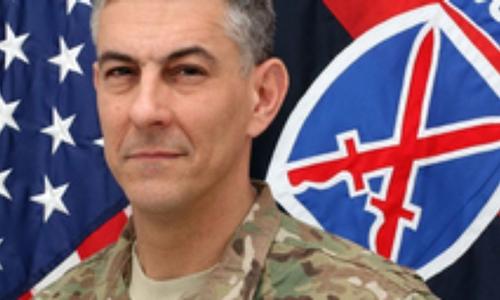 Trung tướng Stephen Townsend