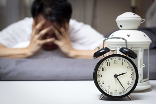 Khi công việc và cuộc sống căng thẳng triền miên, bất kỳ ai cũng có thể mắc trầm cảm. Ảnh minh họa