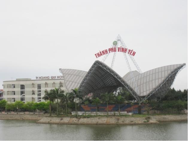 Thành phố Vĩnh Yên với nhiều tiềm năng để đạt tiêu chí đô thị loại I