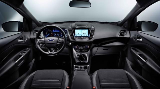 Ford Kuga 2016 phiên bản nâng cấp trình làng