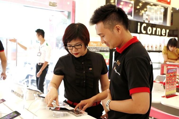 FPT Shop cán mốc 160 cửa hàng trên 63 tỉnh thành
