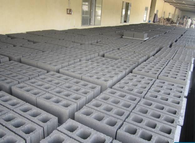 Gạch không nung từ phế phẩm nông nghiệp là vật liệu xây dựng độc quyền Việt Nam giúp nâng cao chất lượng công trình