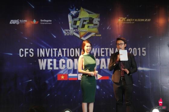 Đây là lần đầu tiên VTC Game tổ chức một giải đấu game mang tính quốc tế tại Việt Nam