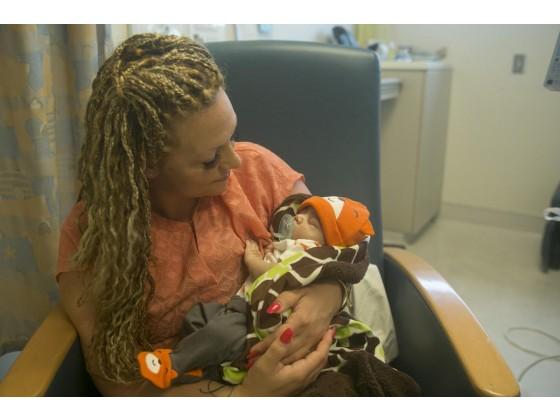 Ca cấy ghép tim cho trẻ sơ sinh thành công gây tiếng vang lớn cho ngành y học
