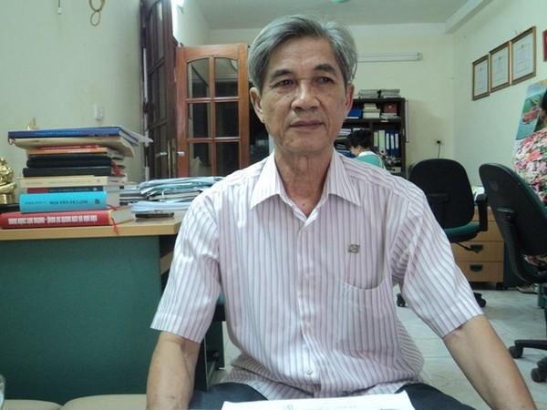 Chủ tịch Hiệp hội vận tải Hà Nội Bùi Danh Liên cho biết mức giá taxi hiện nay quá thiệt thòi cho người tiêu dùng