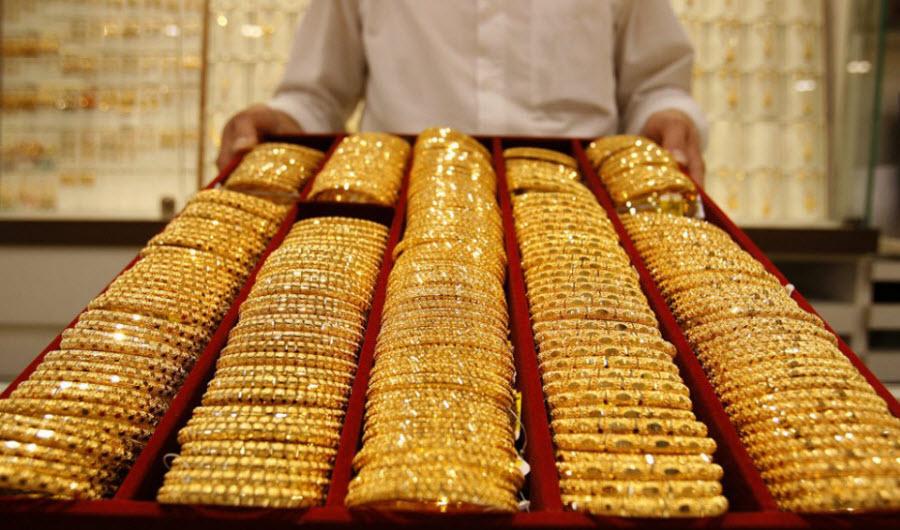 giá vàng hôm nay ngày 18/11/2015 giảm sâu sau 2 ngày tăng nhẹ vào phiên đầu tuần