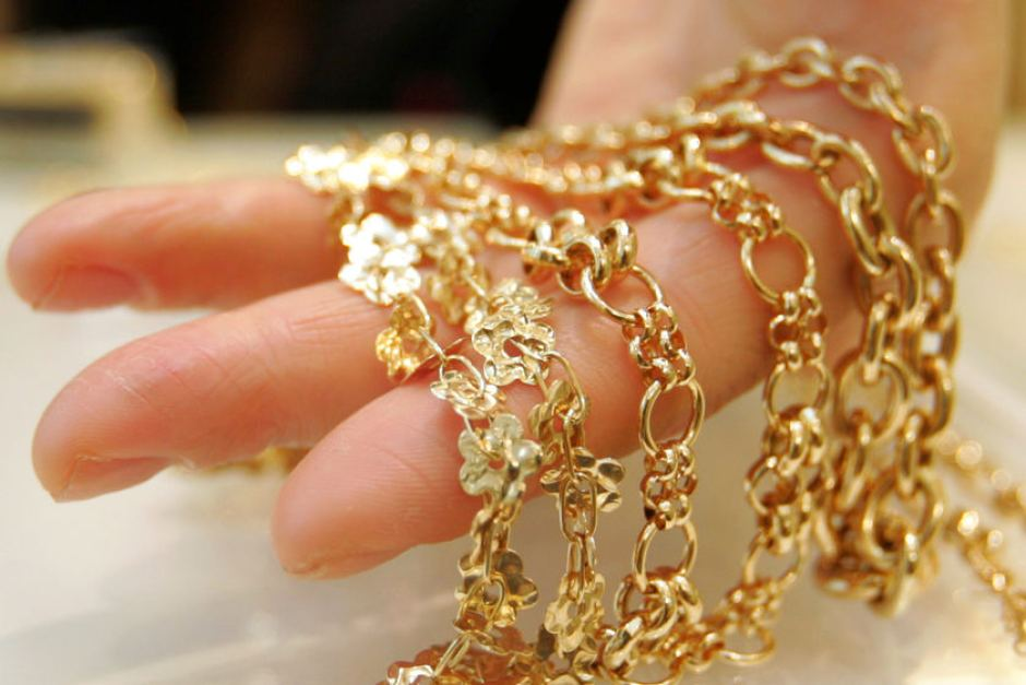 giá vàng hôm nay ngày 21/1/2016 chỉ nhích nhẹ tại thị trường trong nước dù giá vàng thế giới bật tăng mạnh mẽ
