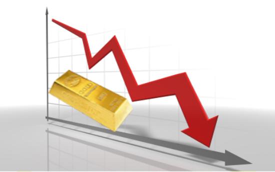 Đà giảm sâu của giá vàng thế giới hiện chưa tác động đến giá vàng trong nước