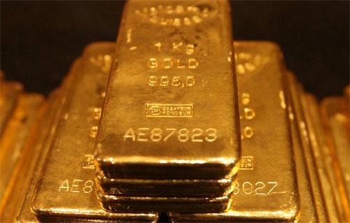 giá vàng được kỳ vọng sẽ khởi sắc trở lại sau kỳ nghỉ Tết Dương lịch 2016