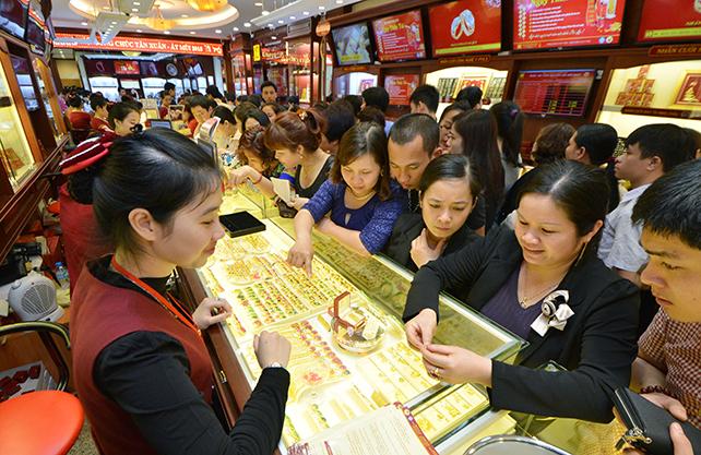 Giá vàng được kỳ vọng sẽ có nhiều khởi sắc sau kỳ nghỉ Tết Dương lịch