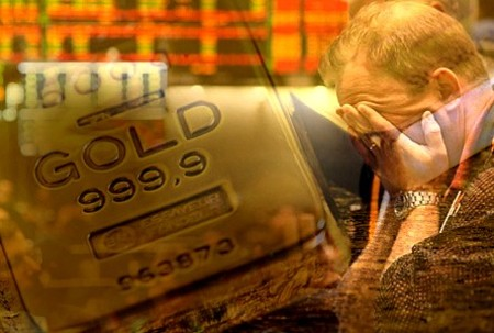 Tháng 11/2015 là thời gian giá vàng tuột dốc thê thảm nhất trong nhiều năm qua