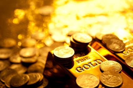 giá vàng hôm nay trên thị trường thế giới cũng được đà đi lên và chạm mốc 1.292,4 USD/ounce