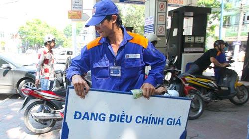Giá xăng hôm nay sẽ được Liên Bộ Công thương – Tài chính công bố mức điều chỉnh