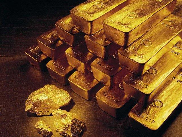 giá vàng thế giới bật tăng nhờ báo cáo kinh tế Trung Quốc