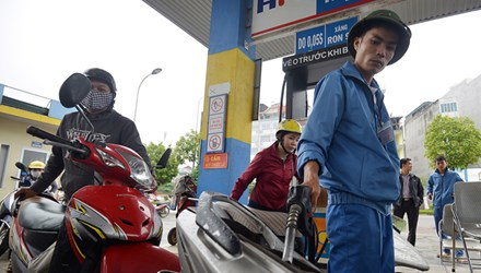 giá xăng dầu tuy giảm nhưng giá cước vận tải vẫn chưa có dấu hiệu giảm
