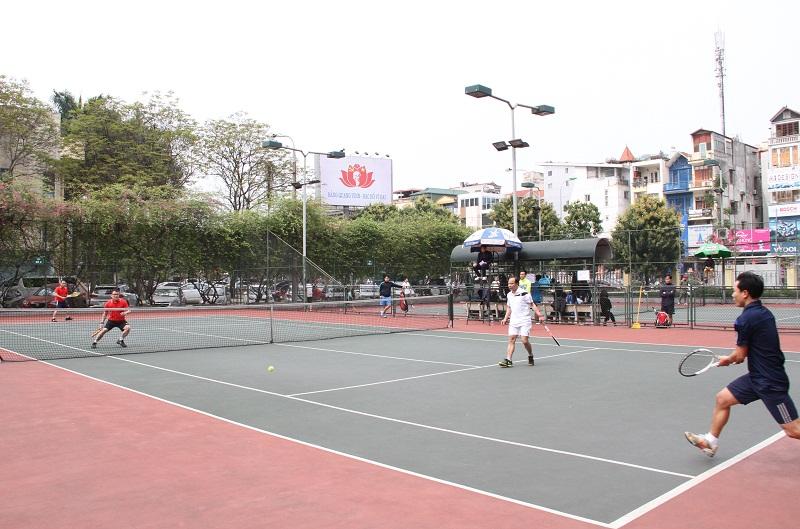 Giải tennis 2016 của Tổng cục Tiêu chuẩn Đo lường Chất lượng