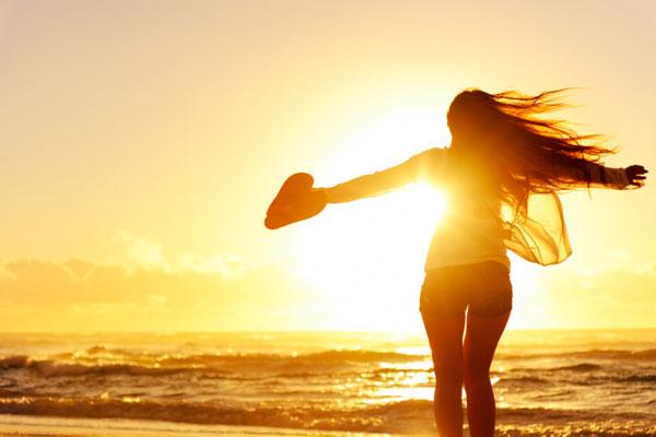 cách giảm cân đơn giản đón ánh nắng buổi sáng