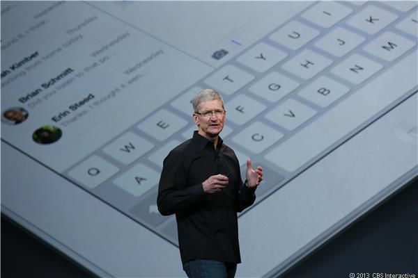 apple, CEO Apple, lương thưởng Apple, Tim Cook