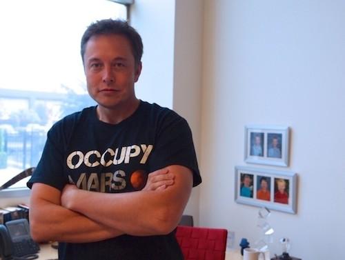 Elon Musk, Tesla Motors, SpaceX, PayPal, Người đàn ông có sức ảnh hưởng lớn nhất năm 2013