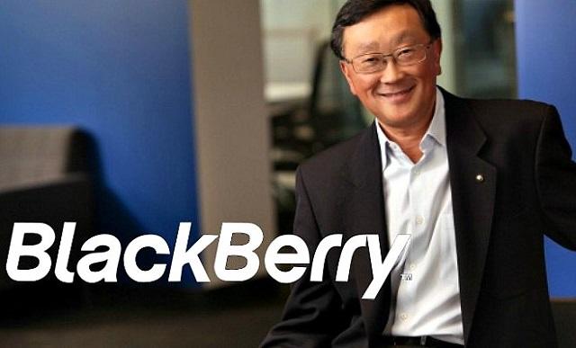 John Chen, BlackBerry, phân biệt đối xử, hệ điều hành, công nghệ