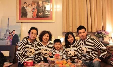 Giáo sư Nhà nước, Gia đình GS Nguyễn Lân Trung.