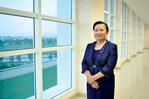 doanh nhân Hoa Lâm, nữ doanh nhân, thị trường xe máy, Trần Thị Lâm
