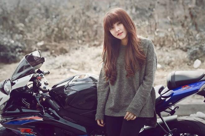 Cô gái này có tên đầy đủ là Ngô Tú Anh, hiện là sinh viên năm 2 cao đẳng Sư phạm Trung ương.