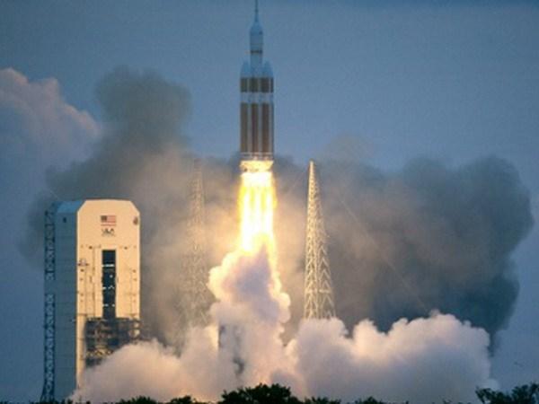 Tàu Orion, tàu con thoi, Vũ trụ Mỹ, NASA, tàu bay không người lái