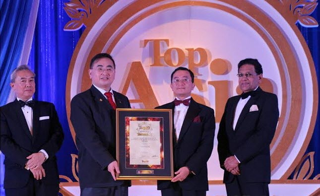 sản xuất châu á, thu hút đầu tư, Top 10 of Asia, Đại sứ Việt Nam, nhà ngoại giao